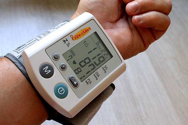 Máte vysoký krevní tlak?
