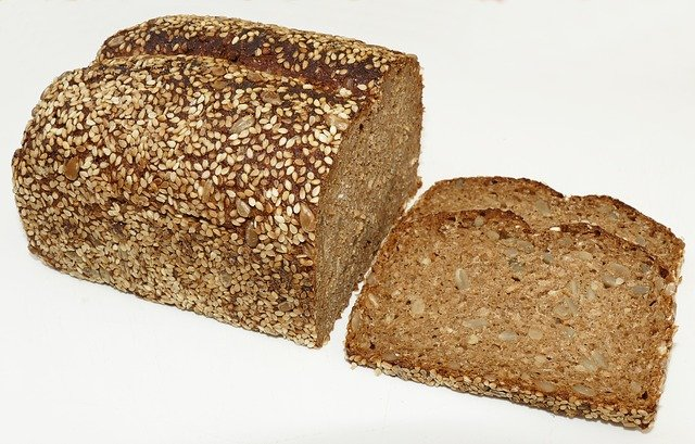 plátek chleba