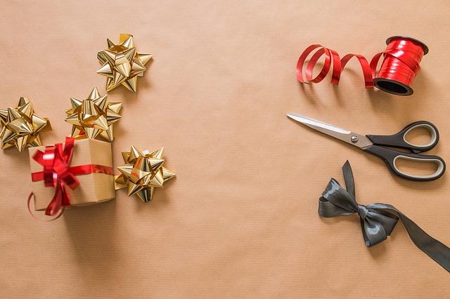 mašličky na dárky