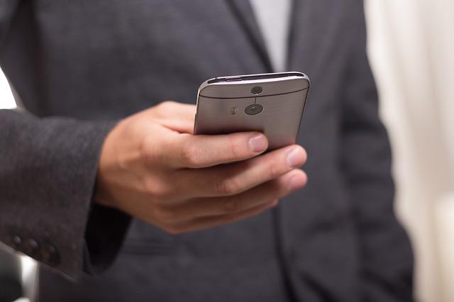 internetové připojení v mobilu