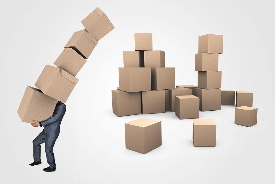 stěhovací proces